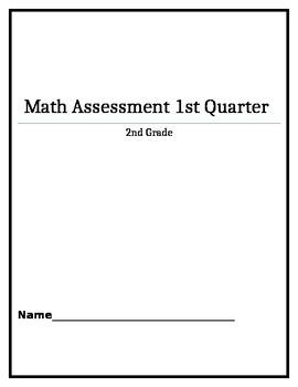 Second Grade Quarter 1 Assessment