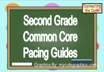 Common Core Planning Guide (2nd Grade)