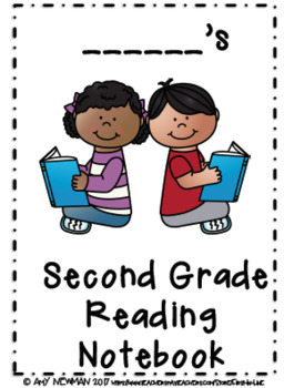 Second Grade Reader's Notebook-Every Anchor Chart you Need to Teach Reading