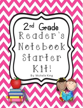 Second Grade Reader's Notebook Starter Kit