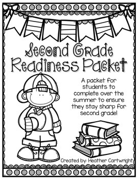 Second Grade Readiness Packet