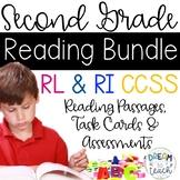 Second Grade Reading Bundle - RL & RI Standards
