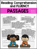 2nd-3rd Grade Reading Passages with Comprehension Questions