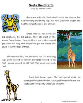 Second Grade Reading Comprehension Workbook - Volume 2 (50 Stories)