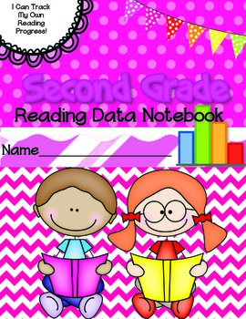 Second Grade Reading Data Notebook-  Aligned to the Common Core