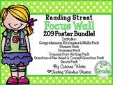 Second Grade Reading Street Focus Wall Poster Bundle
