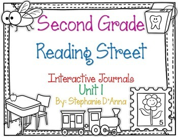 Second Grade Reading Street Interactive Journal Unit 1