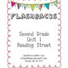 Second Grade Reading Street Unit 1 Flashbacks