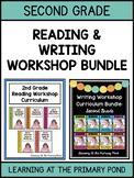 Second Grade Reading + Writing Workshop Curriculum BUNDLE
