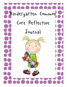 Kindergarten Reflective Journal