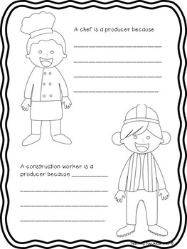Second Grade Resources, Tools, and Simple Machines Unit Journal