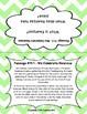 Second Grade Retell Passages #1-30 ***BUNDLE*** DIBELS
