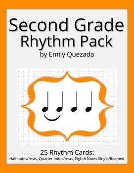 Second Grade Rhythm Pack