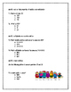 Second Grade SAT-10 Math Practice Test