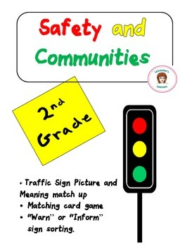 Second Grade Safety and Communities