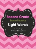 Second Grade Saxon Phonics Sight Words