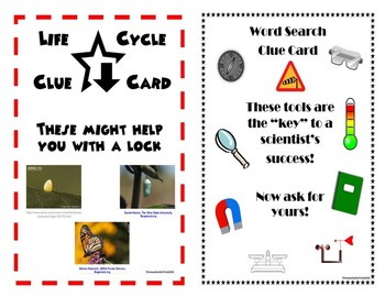Second Grade Science Breakout Box