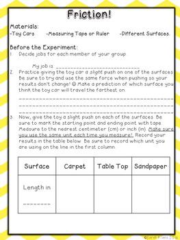 Second Grade Science Bundle!
