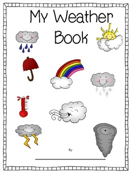 Second Grade Science Commoncore Aligned Weather Unit By