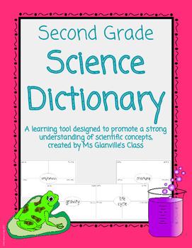 Second Grade Science Dictionary