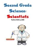 Second Grade Science Scientists
