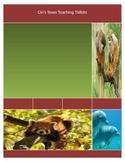 Second Grade Science Zoo Scavenger Hunt