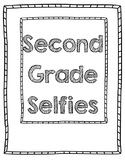 Second Grade Selfies