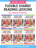 Second Grade Reading Workshop BUNDLE of Shared Reading Lessons