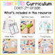 Dolch Sight Words Curriculum - Second Grade Words