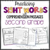 Second Grade Sight Word Passages