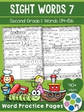 Second Grade Sight Word Practice 1