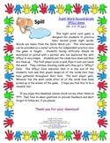 Second Grade Sight Word SPILL! Game (Gr. 2-3, 15 pgs.)