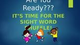 Second Grade Sight Word Shuffle