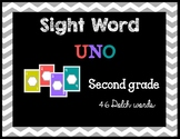 Second Grade Sight Word UNO-Dolch