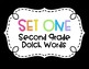 Second Grade Sight Word {Word Wall} Cards