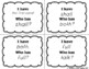Second Grade Sight Words Game -Fundations aligned- (Units 2-6)