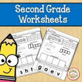 Second Grade Sight Words Worksheets