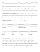 Second Grade Skill Review Worksheets 2pages