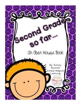 Second Grade So Far...