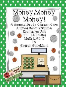 Second Grade Social Studies-Common Core Economics Unit