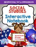 Second Grade Social Studies Interactive Notebook
