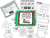 Second Grade Social Studies Interactive Notebook-Geog., History, Econ, Civics