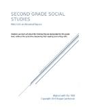 Second Grade Social Studies Mini-Unit on Historical Figures