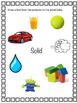 Second Grade - Solids, Liquids, and Gases