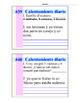 Second Grade Spanish Daily Warm-up #1 (Calentamiento Diario #1) PDF version