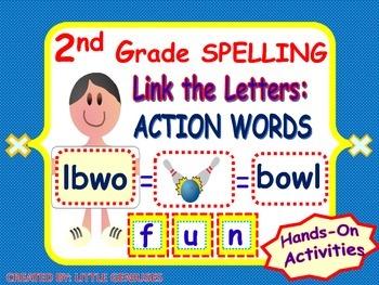 Grade Two Spelling Fun