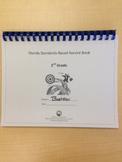 Second Grade Standards-Based Record Book- FLORIDA STANDARDS