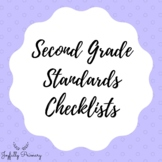 Second Grade Standards Checklists