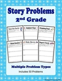 2nd Grade Math Story Problems