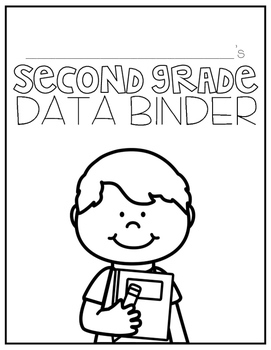 Second Grade Student Data Binder: COMMON CORE